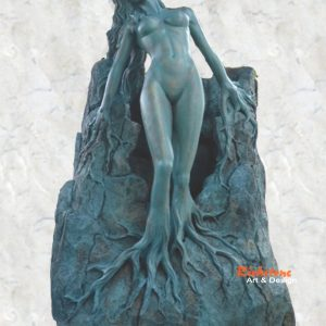 Lady Statue Idea